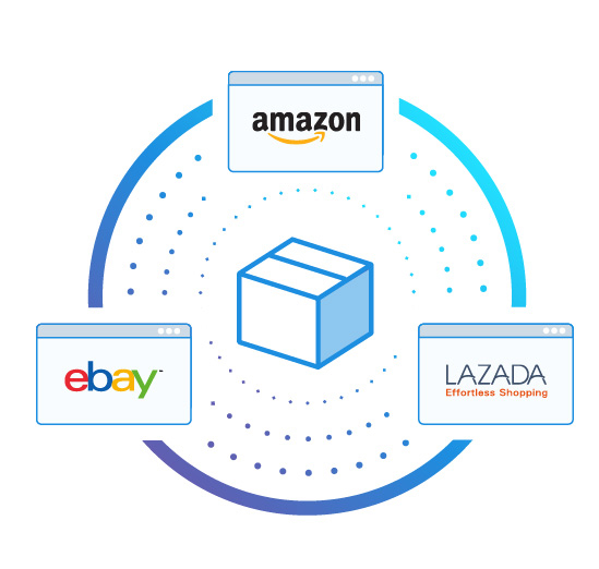 eBay Amazon Lazada
